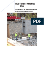 Construction Stats 2014