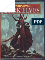 Warhammer FB - Army Book - Warhammer Armies Dark Elves (8E) - 2013