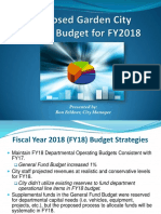 FY18 Proposed Budget Presentation 11-20-17_Final