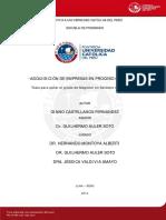Castellanos Fernandez Ginno Adquisicion Empresas