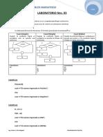 LABORATORIO 3 Programacion Digital 2015