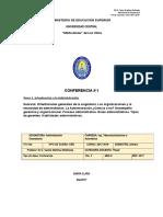 C- 1 Introducción a La Administración