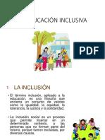 INCLUSION EDUCATIVA 16-03-2016.ppt