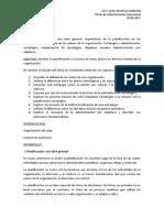 Conf 2 Planificación