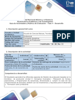 Guía de Actividades y Rubrica de Evaluacion - Fase 4 - Desarrollo.