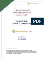 Indice Desarrollo Seguridad Social_Seguridad Para Todos