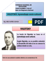 ENFOQUE VIGOTSKY