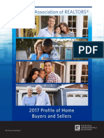 2017 Profile of Home Buyers and Sellers 11-20-2017