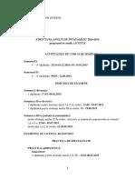 Structura an Univ 2014 2015