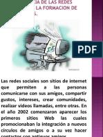 Influencia de Las Redes Sociales