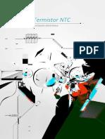 Termistor NTC