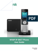 Yealink W56P User Guide V81 10