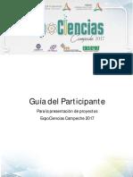Guia Del Participante Campeche 2017