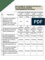 1. PROCEDIMIENTOS POLICIALES