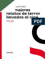 Guia de Lectura Los Mejores Relatos de Terror