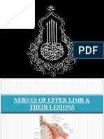 Nerve Injuries of Upper Limb 10-03-12