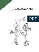 2001 Libro Minibalonmano