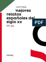 Guia de Lectura Los Mejores Relatos Espanoles