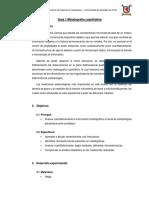 Guía 1 Metalografía Cuantitativa