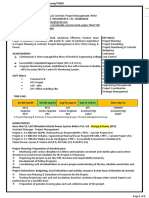 Resume - SG