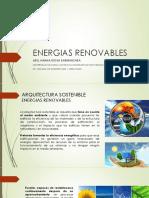 Energias Renovables Clase 1