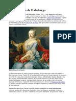 María Teresa de Habsburgo