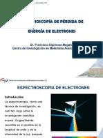 Espectroscopia de Perdia de Energia de Electrones