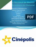 Unidad 2 Cine