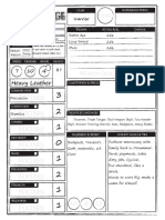 DragonAge CharacterSheet Form