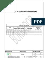 NC-MN-OC07-04 Losas