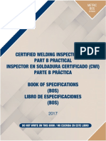 AWS CWI Part B-Book of Specs-Spanish 2017
