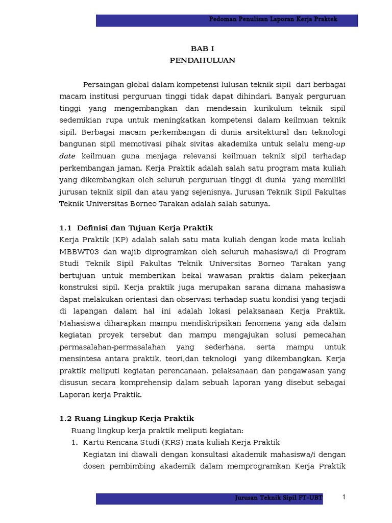 Contoh Bab 4 Skripsi Teknik Sipil - Ide Judul Skripsi ...