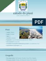 Estado Do Piaui (Presentacion)