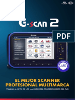 G Scan 2 - año 2016 Ficha Técnica