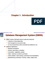 DBMS Introduction