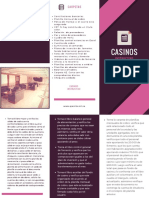 Brochure Casinos