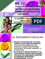 comoinfluyenlasemocionesenelrendimientoescolar-111008034814-phpapp01.ppt