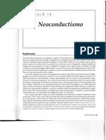 Hergenhahn 10 Neoconductismo