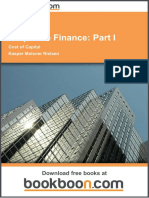 Corporate Finance_ Part I