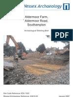 Aldermoor Road, Southampton