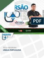 Exer ÁtilaAbiorana LínguaPortuguesa