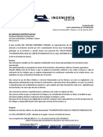 Carta de Propo