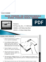 Slide 6 Rules, Operation Manual and Work Permit (Update)