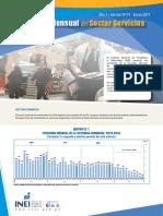 Boletin Estadistico Del Sector Servicios n 01 Enero 2017 1