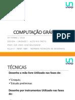 AULA 4 - NBR -  NORMAS TÉCNICAS DE DESENHOS.pptx