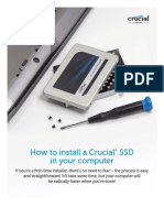 Crucial SSD Installation Guide '17