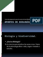 Apuntes de Biología- Bloque 1