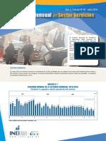 Boletin Estadistico Del Sector Servicios n 07 Julio 2016