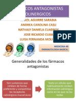 ANTAGONISTAS COLINERGICOS.pptx