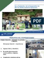 Historia Fundacion Coop Los Andes